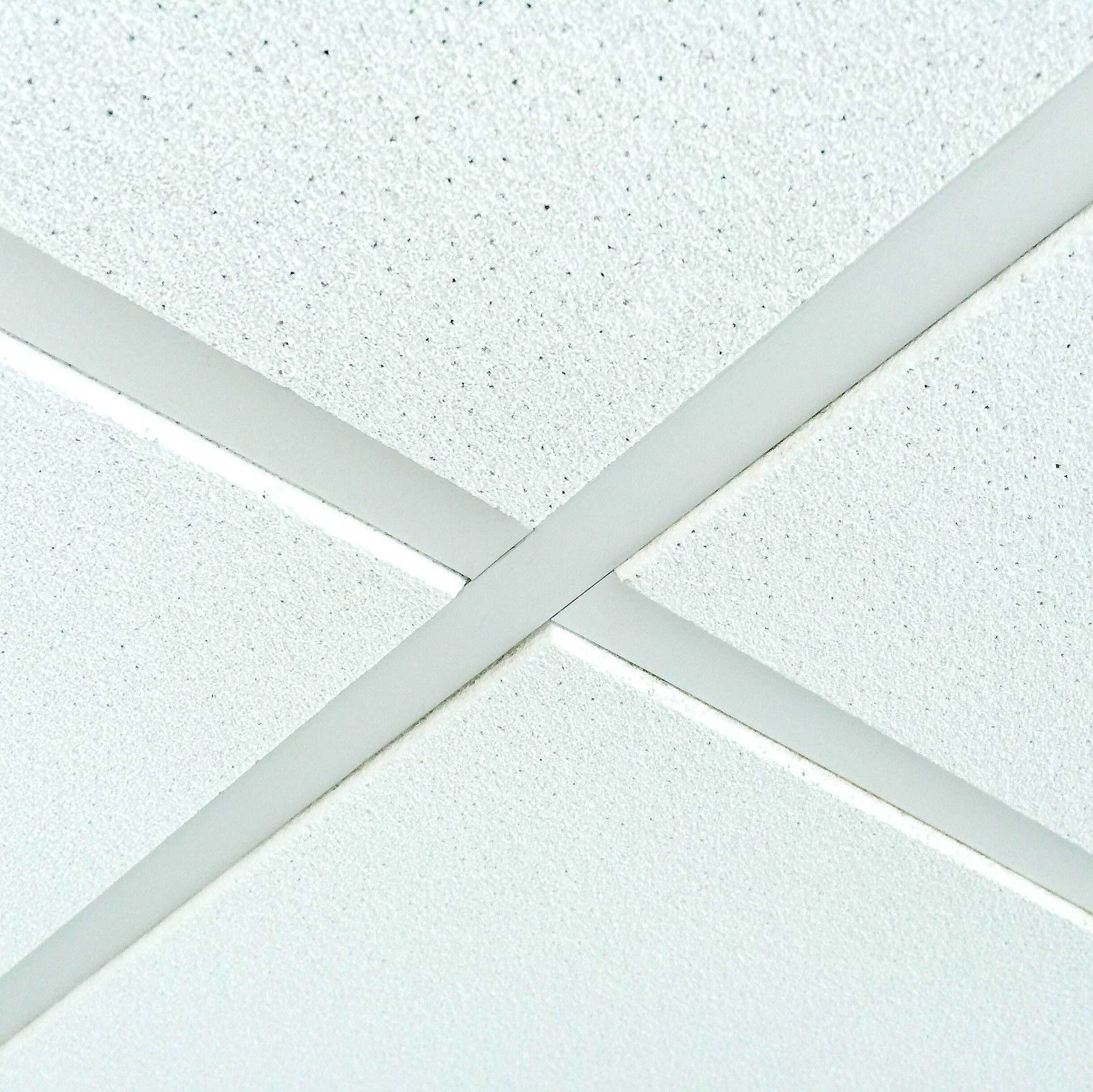 Tegular ceiling tiles